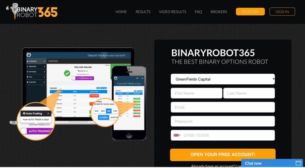 Binarycom bonus code
