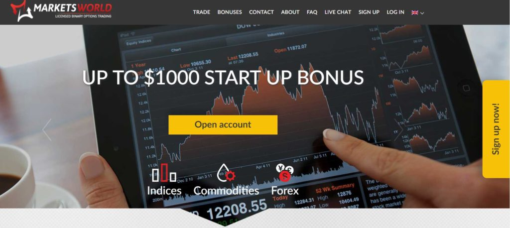 Trustworthy binary options brokers